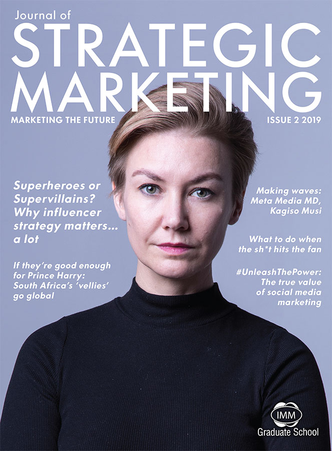 Journal of Strategic Marketing